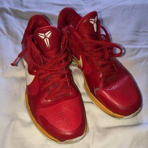 Nike Zoom Kobe V 5 Rare